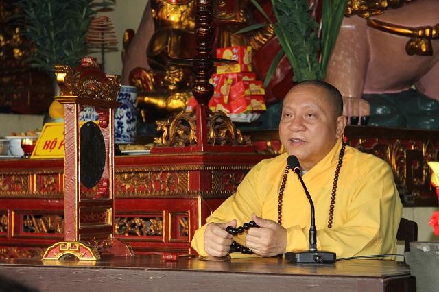 Hà Nội: Lễ giỗ Tổ chùa Linh Thông